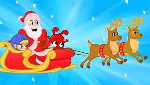 Santa Christmas Video For Kids