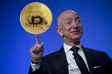 ^ the satoshi nakamoto email hacker says he's negotiating with the bitcoin founder. Bezos is worth more than Bitcoin - BaapApp