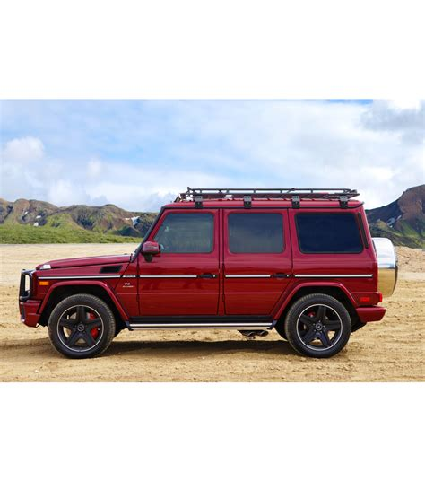 mercedes g wagon mercedes g wagon 4door stealth rack multi light setup