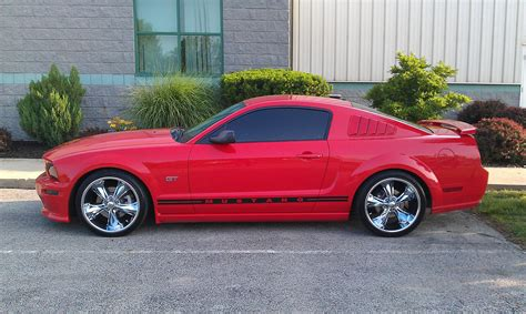2005 Mustang Hp by Spyker430 2005 Ford Mustanggt Deluxe Coupe 2d Specs