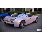 Pink Bugatti Veyron  Arrival Convoy And Drag Races YouTube