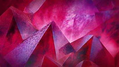 Pink Crystals Wallpapers