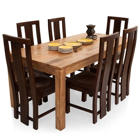 dining table set 6 seater gresham capra 6 seater dining table set thearmchair