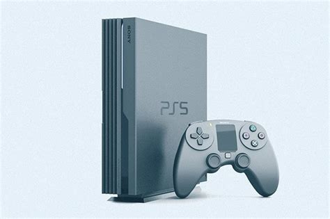 What Does the PlayStation 5 Look Like