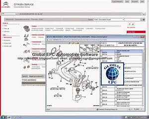 Global Epc Automotive Software  Citroen Service Box 11