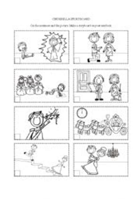 Cinderella 3 Of 3  Esl Worksheet By Robirimini