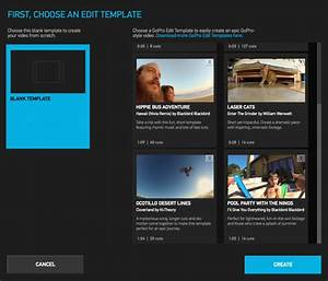 gopro studio templates out of darkness With gopro studio templates download