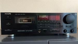 Philips Fc870 Stereo Cassette Deck Dolby B