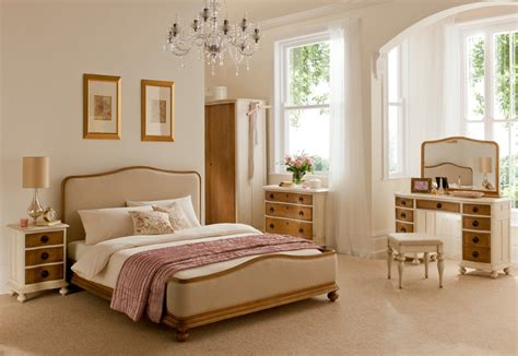 20+ French Bedroom Furniture Ideas, Designs, Plans