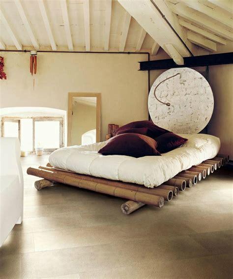 chambre en bambou meuble chambre coucher raliss com