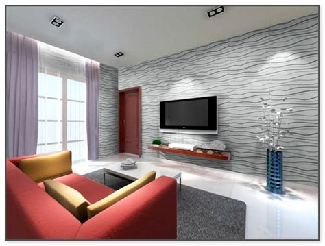Living Room Wall Tiles by How To Decorate Living Room Walls 20 Ideas For An Original