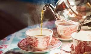 Tasse à Thé : la tasse th anglaise l 39 art de porcelaine ~ Teatrodelosmanantiales.com Idées de Décoration
