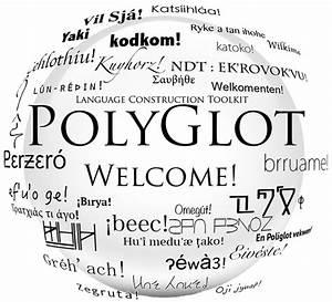 Polyglot  Spoken Language Construction Kit By Draque Thompson