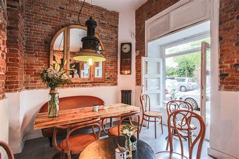 sangara cafe cafeteria en chamberi