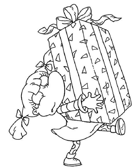Rugrats Characters Coloring Pages  Az Coloring Pages