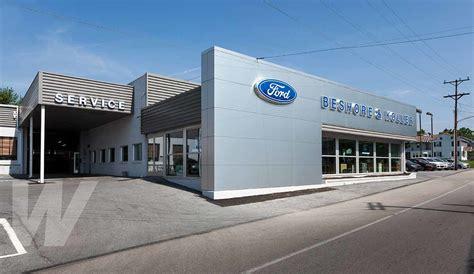 Beshore & Koller Ford | Dealership Renovations | Wagman ...