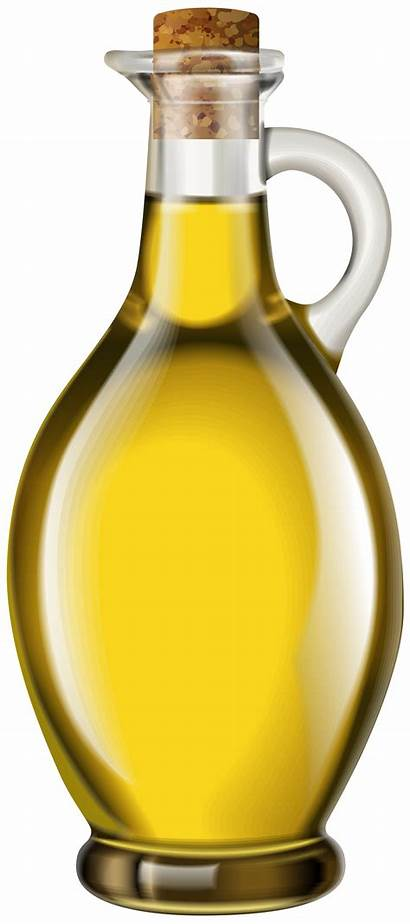 Oil Clipart Olive Clip Bottle Transparent Library