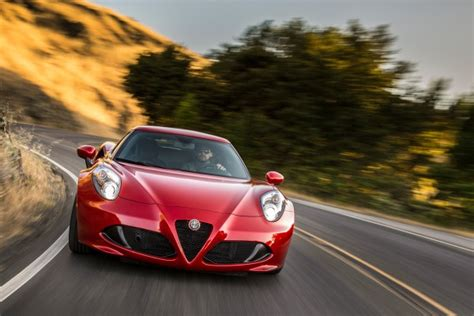 Alfa Romeo Dealer Network Launches In U.s.