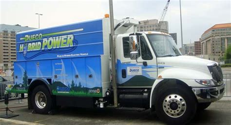 electric truck for sale hybrid electric truck sales will nearly double in 2012