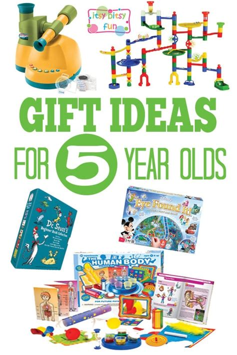 christmas gift ideas for 9 year old boys gifts for 5 year olds itsy bitsy