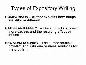 Expository Essay Types Assignment On Entrepreneurship Descriptive  Narrative Essay Types Online Check Writing Service Good High School Essays also Types Of English Essays  Help On Algebra