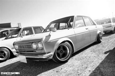Slammed Datsun 510 by This Slammed Datsun 510 Awesome