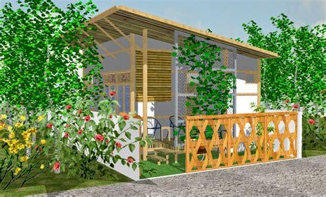 gambar desain rumah murah gallery taman minimalis