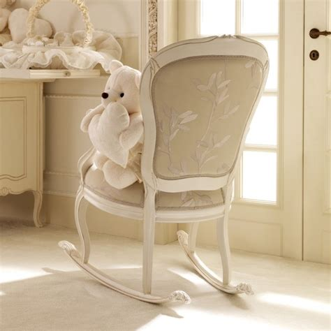 rocking chair chambre bebe maison design sphena