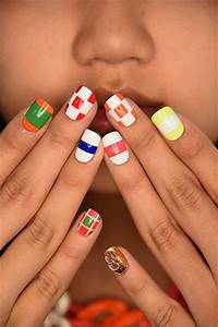 Ongles Pinterest : d co ongles 110 id es surprenantes et tendance pour l 39 t d couvrir ~ Melissatoandfro.com Idées de Décoration