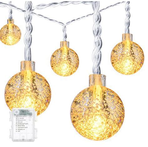 battery operated globe string lights 15 led battery operated globe string lights