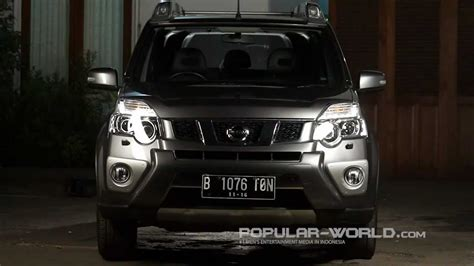 popular test drive nissan  trail xtremer youtube