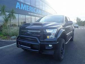 Ford F 150 Prix : ford f150 black ops 2017 occasion 519 1077 american car city ~ Maxctalentgroup.com Avis de Voitures