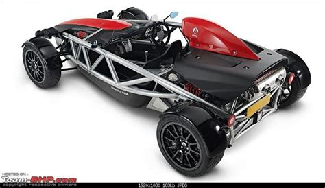 Ariel Atom Honda Engine by The New Ariel Atom 4 Powered By Honda S Civic Type R