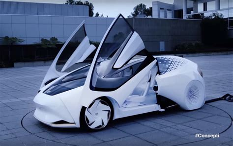Toyota Unveils Its Ai-powered Autonomous Car Of The Future