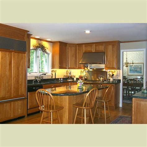 Kitchen  L Shaped Kitchen Layouts With Islands Photo