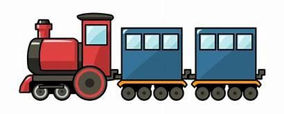 Train Clipart Choo Transparent Locomotive Clip Vippng