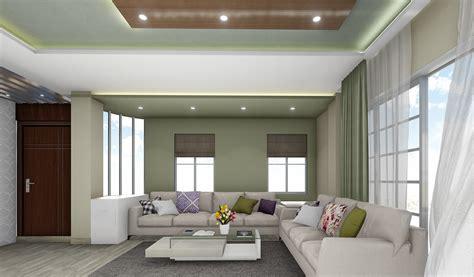 living room design  nepal green design nepal