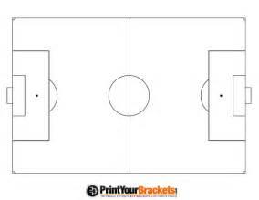 Soccer Field Diagram Printable