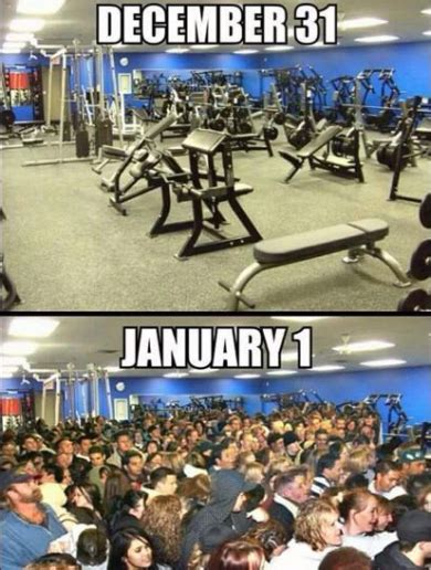 New Year S Gym Meme - why signing up for a gym in spokane is not the solution for your new year resolution workout