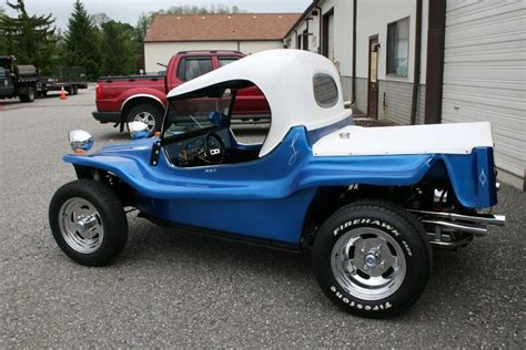 1974 Volkswagen Custom Dune Buggy Pick Up Built In 2010