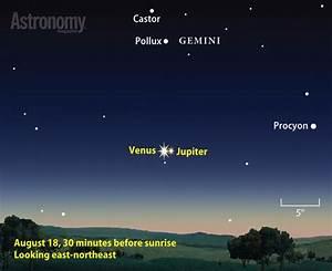Venus and Jupiter pair up | Astronomy.com