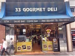 Gourmet Restaurants New York by 33 Gourmet Deli New York New York City Urbanspoon Zomato
