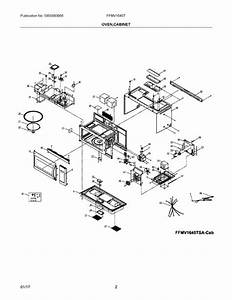 Frigidaire Ffmv1645tsa Parts List