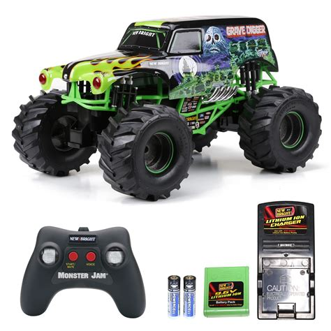 remote control monster trucks videos remote control monster truck grave digger www pixshark