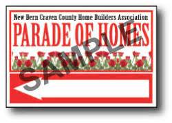 yard signs 12 x 18 full color single side custom fast With individual letter yard signs