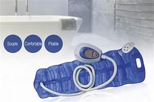 tapis spa relaxant et tonifiant pour baignoire groupon With tapis de massage pour baignoire