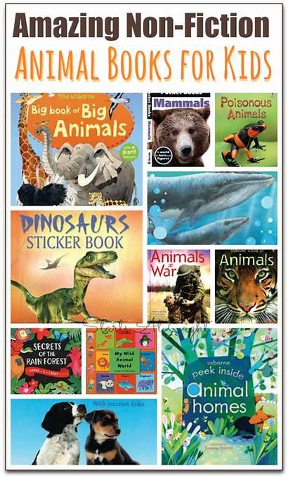 Fiction Books Non Animal 3rd Children Nonfiction