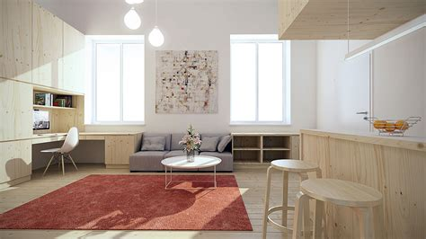 Designing For Super Small Spaces 5 Micro Apartments. Decorating A Living Room. Black Red And White Living Room Ideas. Chair Sets For Living Room. Peach Color Living Room. Decorating Ideas Living Room. Accent Benches Living Room. Wall Tiles Design For Living Room. Live Room Escape Game