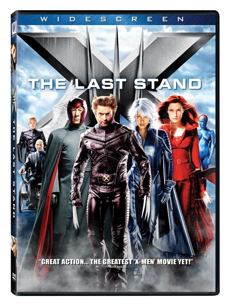 stand last 2006 dvd xmen movie movies final widescreen disc edition ign xavier magneto film marvel films standing series mutations