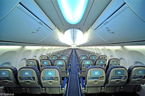 boeing  interior modern airliners
